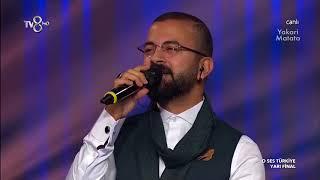 Cüneyt Güzel - Yanımda Sen Olmayınca | O Ses Türkiye Yarı Final