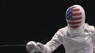 USA win Women's Team Epee Bronze - London 2012 Olympics