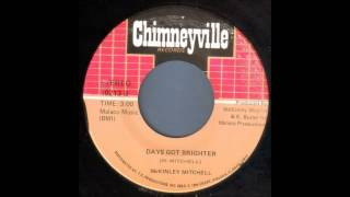 McKinley Mitchell - Days Got Brighter