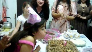 Aniversário da Ana Clara Pimentel II