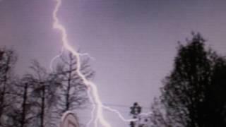 Lightning & Very Loud Thunder