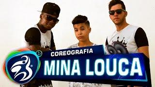 MC Davi e MC Livinho - Mina Louca (KondZilla) Coreografia Move Dance Brasil