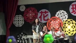 忠孝國小71屆畢業典禮1