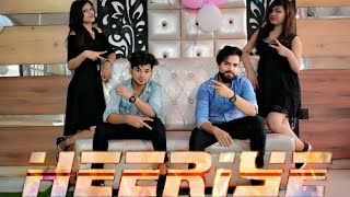Heeriye | Salman Khan | Race 3 | choreography | Farman Khan max