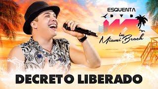 Wesley Safadão - Decreto liberado - Esquenta DVD WS In Miami Beach