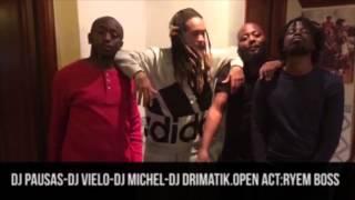 Força Suprema & Dope Boyz - Kapital Club Suisse By: Casa Prod & Rm Family