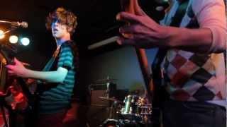 "the Flu ""Black Picket Fence"" Live"