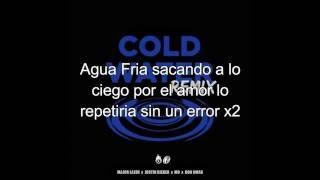 Major Lazer - Cold Water ft. Justin Bieber & MØ [Don Omar - REMIX] [LETRA]