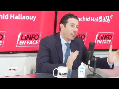 Video : L'Info en Face avec Salim Guermai