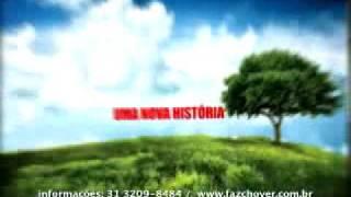 Chamada para gravação do DVD Uma Nova História - Fernandinho