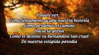 DUELE VER  - PEDRO FERNANDEZ (LETRA CANCION)