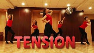 ***SUNNY DANCE*** | FERGIE - TENSION Choreography by Anikó Gräff *Sunny*