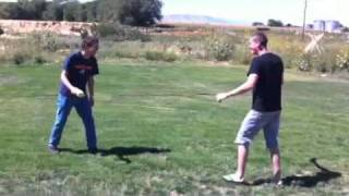 Squash fight