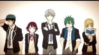 "Yamada-kun to 7-nin no Majo ""Kuchizuke Diamond"" [Opening] TV Size"