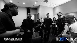 """Naturally 7 and Dave Gettin' """"Happy"""""""