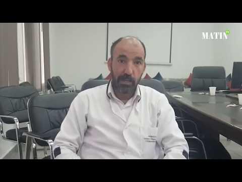 Video : L'appel de cœur d'un médecin soldat au premier rang face au coronavirus