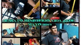 MINISTERIO VIDA Ensayo previo a vigilia 24 de mayo MVI 08781