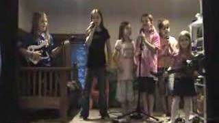 The Crazy Cousins sing 'Our Song'