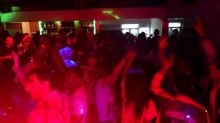 Dj Latiffa no Dunas Club (Namibe)
