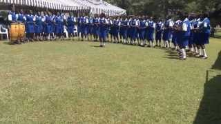 A Song on Parents' Day (Western Kenya)
