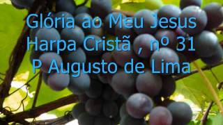 Harpa Cristã, nº 31 Glória ao Meu Jesus