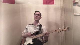 Lew Phillips - Remember Then (The Earls COVER)