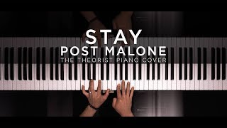 Post Malone - Stay | The Theorist Piano Cover