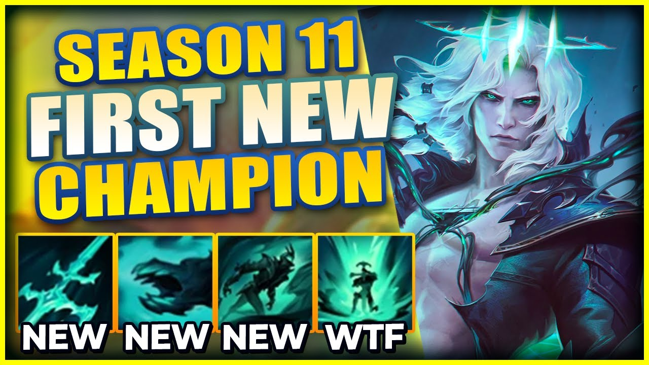 Lohpally - *NEW CHAMPION* VIEGO IS AN ULTRA-DAMAGE BEAST! BECOME EVERY CHAMPION AT ONCE! - League of Legends