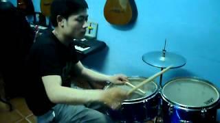 tự học đánh trống jazz : điệu  bolero