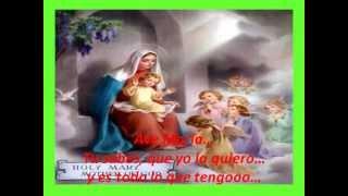 Raphael Ave María con letra