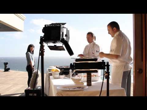 Neil Perry at Ellerman House – Behind The Scenes