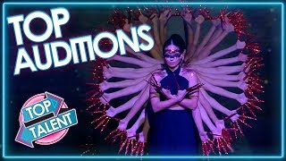 Most Amazing Auditions on Arabs Got Talent 2019 | Top Talent