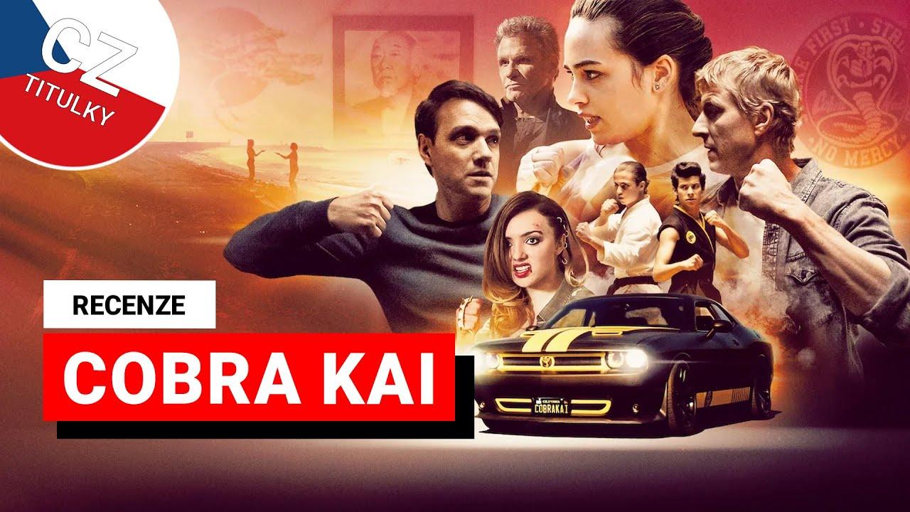 RECENZE: Cobra Kai - seriálová řacha, která dává kopanec přímo do srdíčka