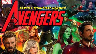 Avengers: Infinity War - Fight As One