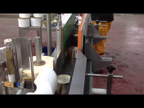 NAZMİ TUTKUN MAKİNA İMALAT SANAYİ Zeytin işleme makinaları soğuk tutkallı etiket makinası