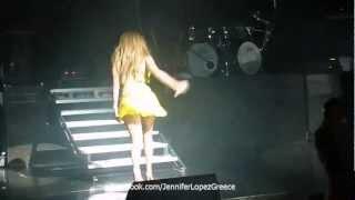 Jennifer Lopez Ft. Pitbull - On The Floor (Live Dance Again Tour 9/8/12 LA)