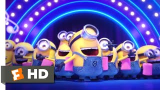 Despicable Me 3 (2017) - Minion Idol Scene (5/10) | Movieclips width=