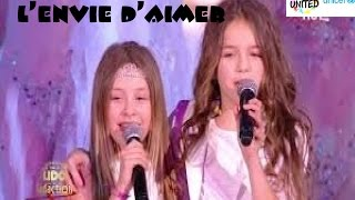 Kids United l'envie d'aimer lyrics