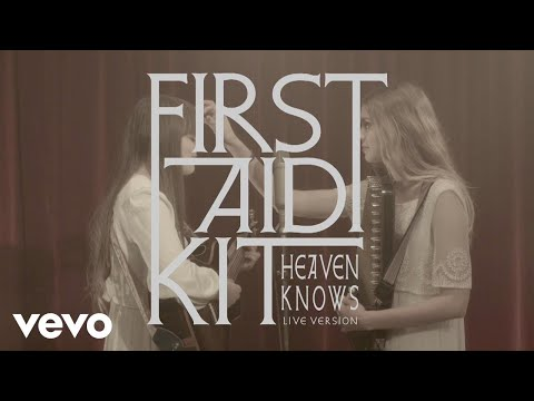 first-aid-kit-heaven-knows-stockholm-session-firstaidkitvevo