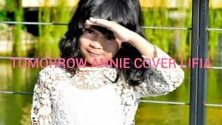 tomorrow annie cover by lifia