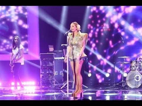 Delia - Fulg (Live X Factor)