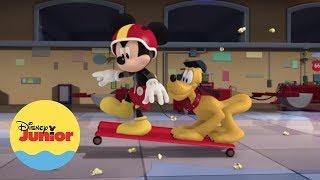 La Fiesta es Aquí | Mickey: Aventuras Sobre Ruedas