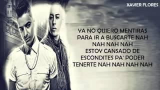 Maluma ft  Cosculluela   Pretextos Letra Original Nuevo Reggaeton 2015
