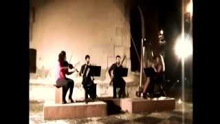"""ARYA Quartett - da Sinfonia n. 6 in Fa maggiore op.68 """"Pastorale"""" di Ludwig van Beethoven"""