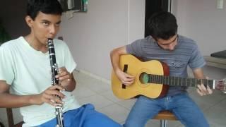 Hino ccb 194 Violão e Clarinete