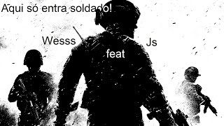 Wesss feat Js - Comando