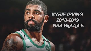 Kyrie Irving 2018-2019 NBA Mixtape | Reel It In | Amine