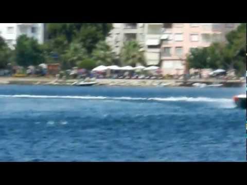 Erdek Offshore yarışları 2012