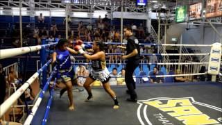 ANELEY RODRIGUEZ (ARGENTINA) VS (TAILANDIA)