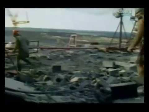 Чорнобильська катастрофа / Chernobyl disaster